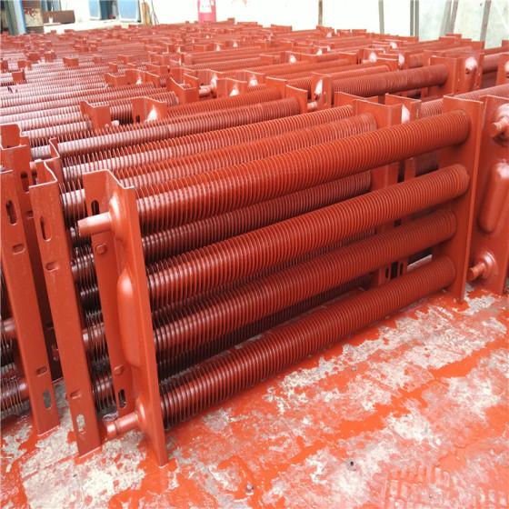 翅片管散热器 钢铝翅片管 翅片管散热器供应 翅片管散热器厂家直销
