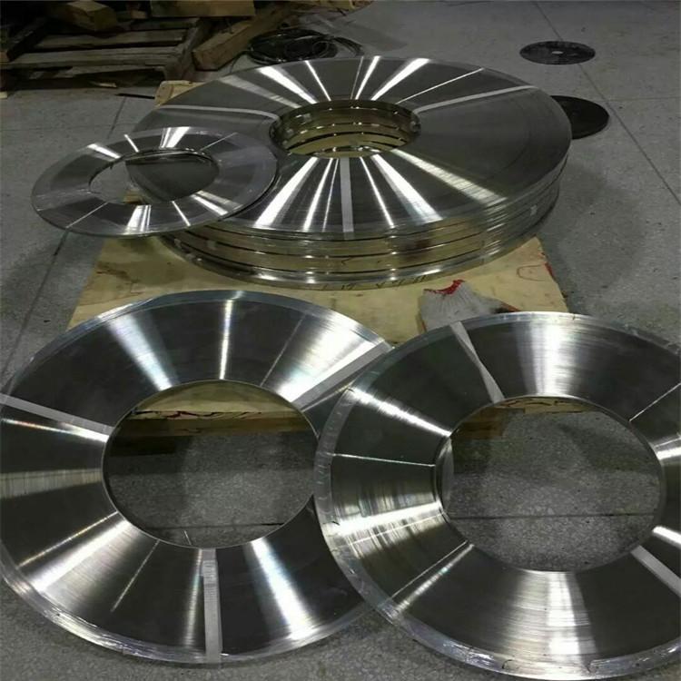 304不锈钢带 316不锈钢薄片 不锈钢弹簧带 钢皮0.1mm2.0mm
