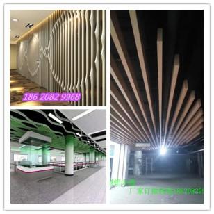 广东铝方通加工厂图片