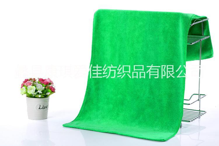 河北超细纤维毛巾厂家 河北吸水洗车毛巾 40*60擦车巾供应商 420克40*60