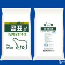 厂家直营 韩国熊标面粉高级面条粉20kg纯进口小麦炸酱面韩式披萨批发