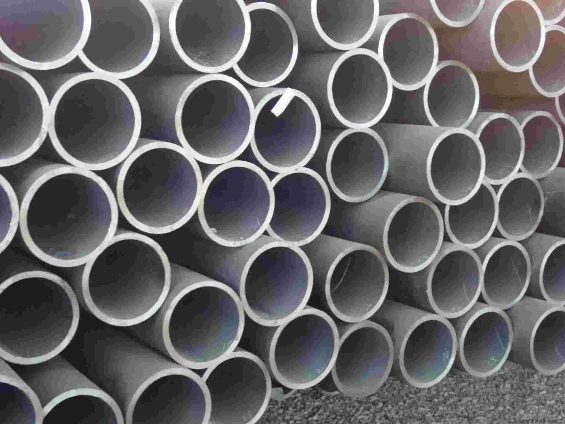 供应无缝钢管 20#钢GB/T8163输送流体用无缝管