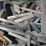 回收废铝,边角料