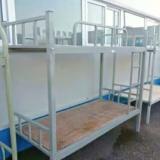 上下铺铁床双层床高低床铁艺床员工宿舍床学生公寓床成人铁架床