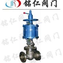 Z641W-16P  DN150 气动不锈钢闸阀批发