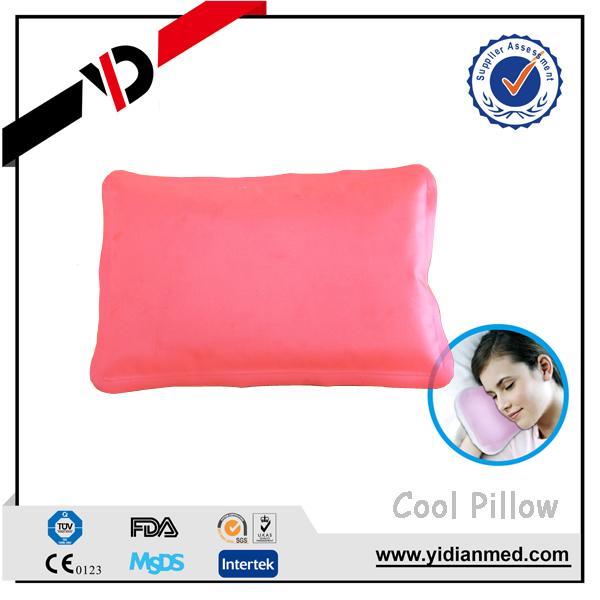 冰枕 冰垫 冰枕: 夏天必备商品,将特殊制冷