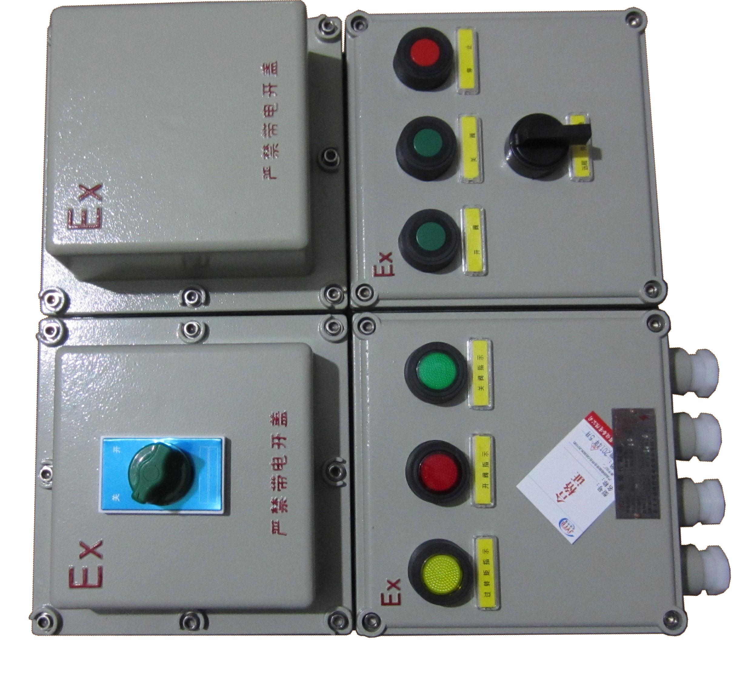 阀门控制箱图片/阀门控制箱样板图 (1)