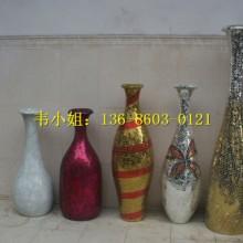 玻璃钢花瓶雕塑时尚简约花瓶雕塑玻璃纤维花盆雕塑