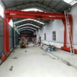 定做液压升降式轻型龙门架出口简易起重轻型龙门架5吨动固定龙门架