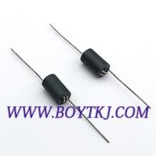 双磁珠BTWK353006*2插件六孔磁珠 电感穿心磁珠 电感厂