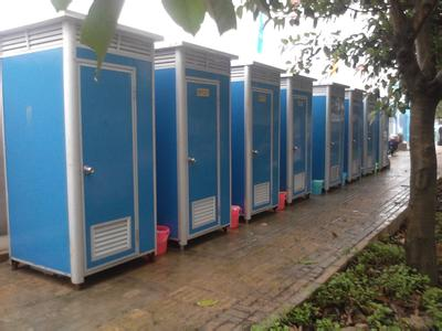 济南租赁移动厕所工地简易厕所