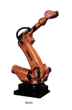 厂家直销、六轴机器 人、自动化生产线、 张家港RB165工业机器人