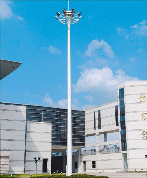 四川地区高杆灯20米LED/金卤灯/钠灯点击询问