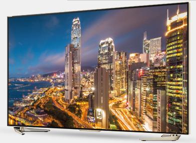 液晶电视厂家65寸LED超薄智能网络电视机厂家供应