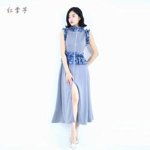 夏季新款衣服连衣裙长袖  春季新款衣服连衣裙长袖