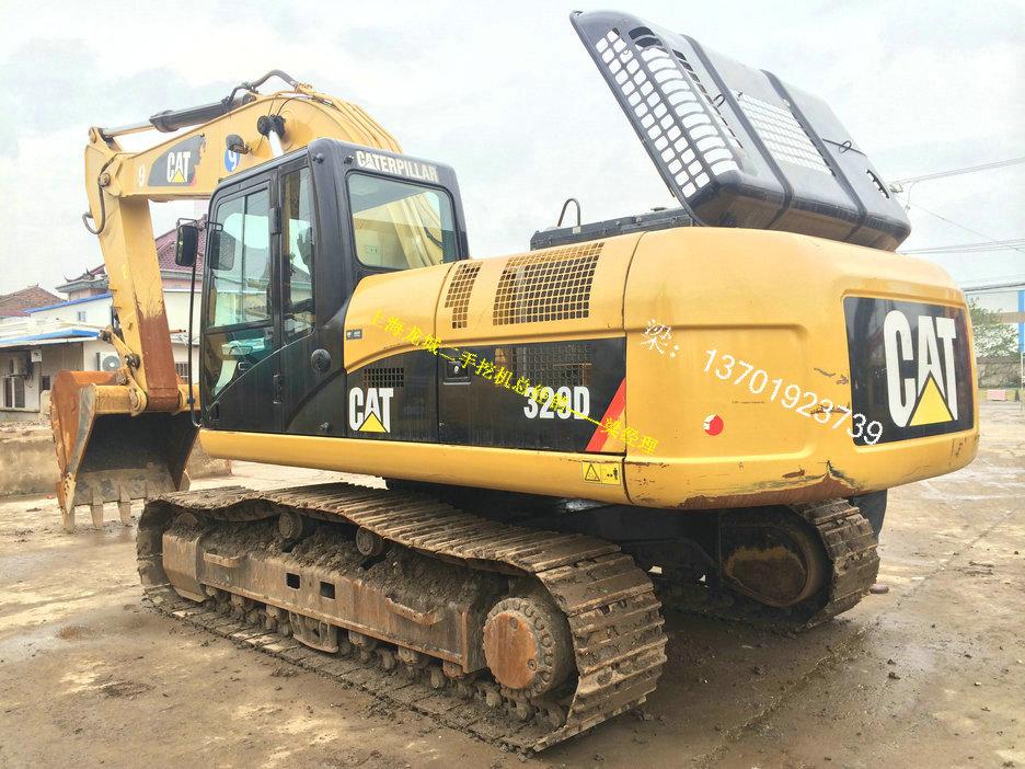 卡特336挖掘机