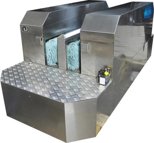 矿用豪华型单通道洗靴机 厂家供应 矿用豪华型单通道洗靴机
