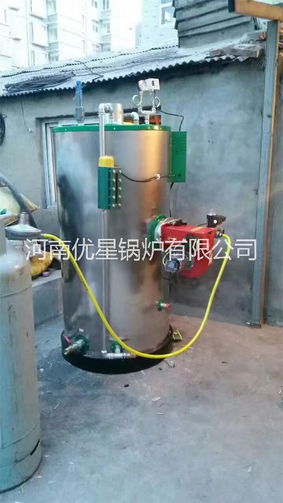 河南燃气设备燃油燃气蒸汽发生器厂家直销