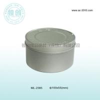 圆形铁盒供应 蜡烛罐