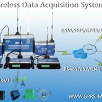 深圳金鸽S280无线数据采集器 GSM 3G 4G RTU无线数据采集器