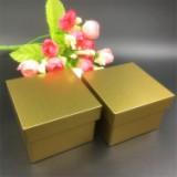 小方铁盒包装 结婚首饰礼品盒