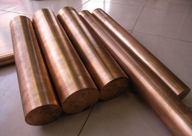 优质耐磨C17500铍铜棒供应,进口C17200铜材代理