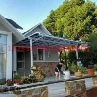户外雨棚露台棚遮阳棚窗棚系列 长远户外全铝遮阳系列 家装建材 景观工程