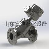 DV型活塞式电动阀