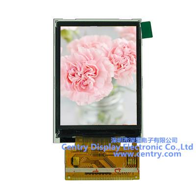 2.4寸TFT彩色 LCD液晶屏 显示模组 240*320 9341 带TP 修改