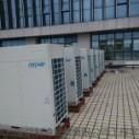 嘉兴市泰顺县大型中央空调设备批发、 文成县美的中央空调工程机报价、