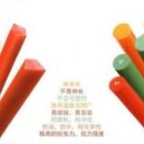 橙色pu圆带,绿色聚氨酯圆带,光面pu圆带