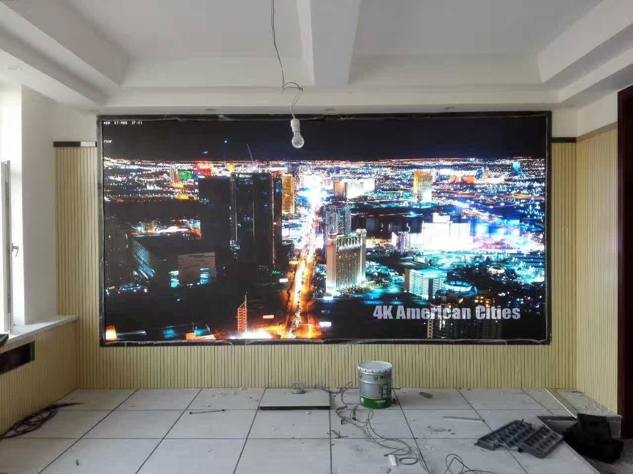 锐视明LED显示屏P4室外