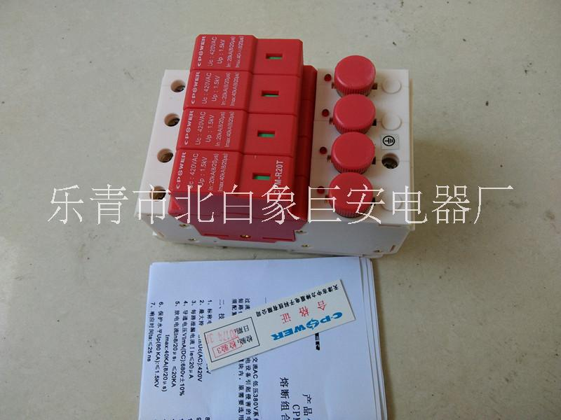 天津中力防雷保护器CPM-20T 40T 65T 80T 100T厂家批发15158701854