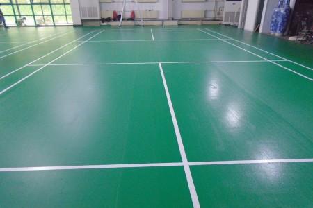 网球地胶 羽毛球地板胶 羽毛球馆