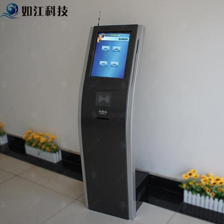如江科技17寸餐厅排队机