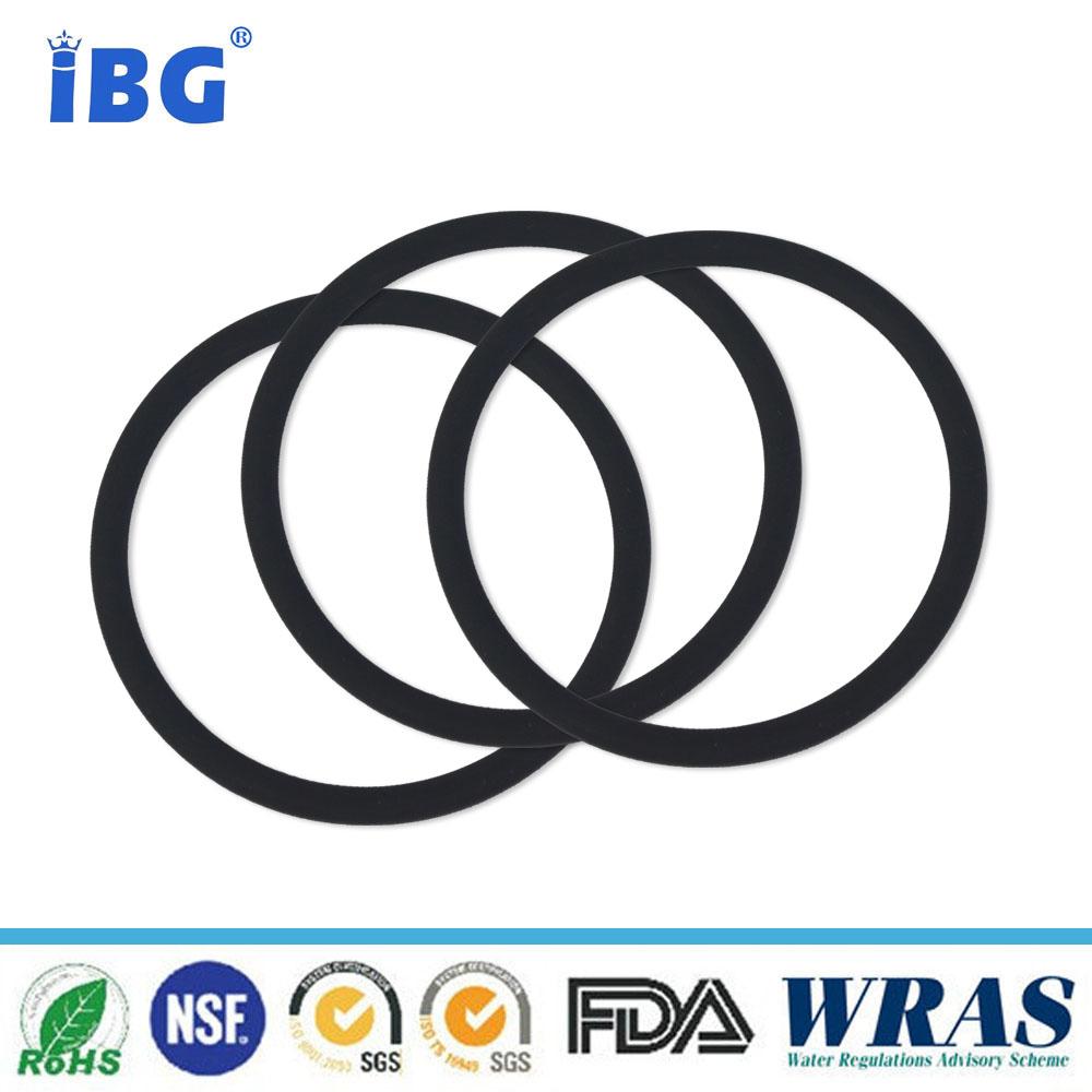 0形橡胶密封圈用挡圈IBG IBG 氟橡胶35.5棕色O型圈 IBG 氟橡胶35.5棕色挡圈
