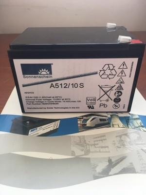 德国阳光蓄电池12V10AH阳光A512/10S蓄电池进口胶体蓄电池 进口德国阳光蓄电池