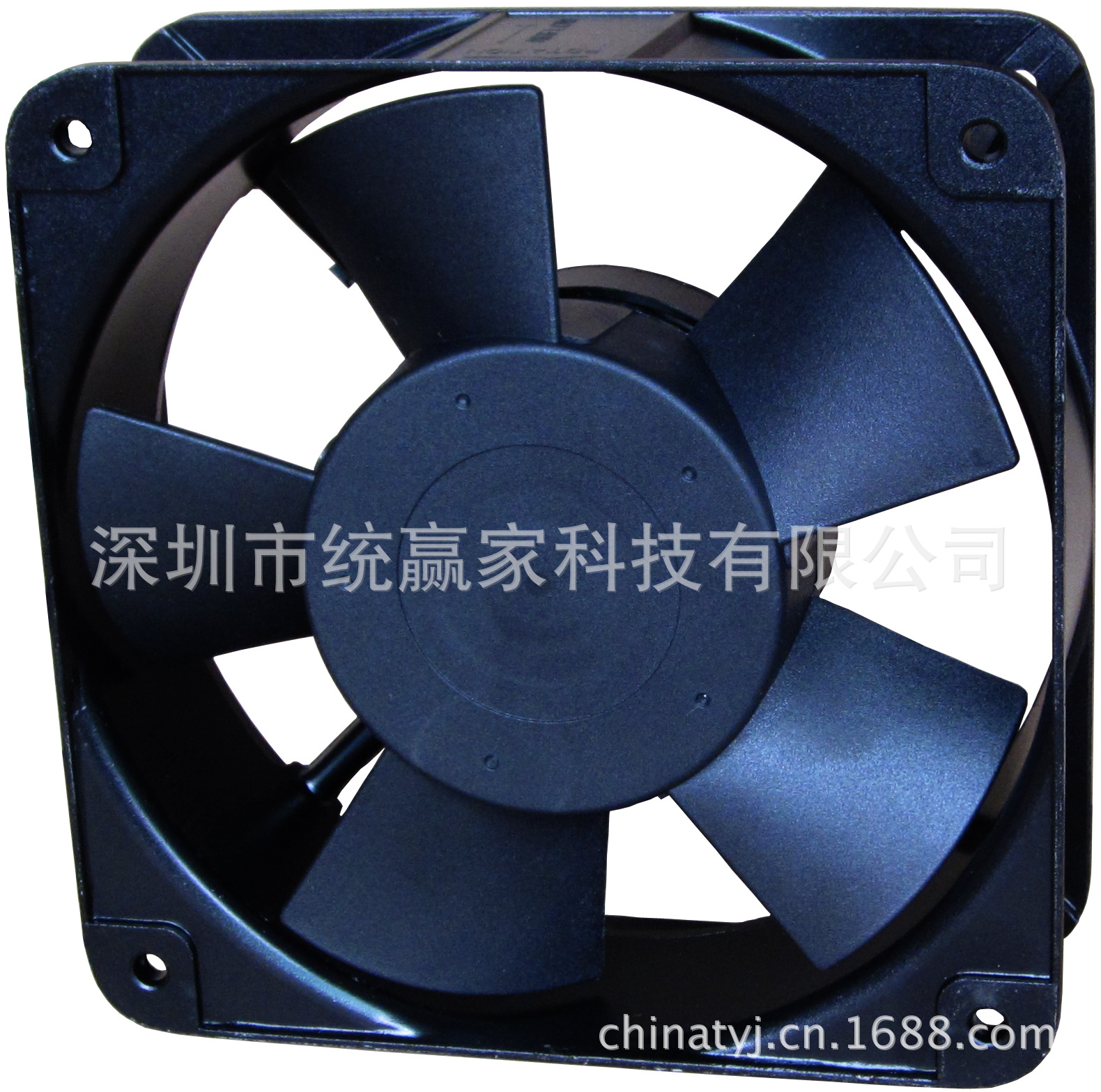 TYJ品牌轴流散热风扇风机18060HBL双滚珠CE/UL交流A YA218060HBL