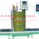 200L大铁桶固化剂树脂胶水称重图片