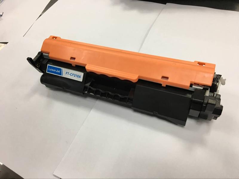 惠普CF218粉盒芯片适用打印机HP M104