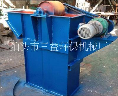 三益环保机械厂TB型斗式提升机结构特点
