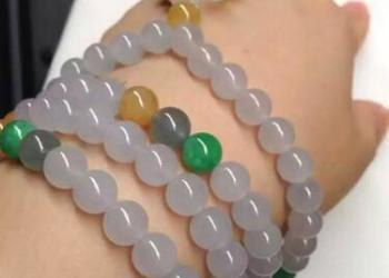 女款手链珠子玉手链图片