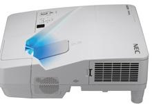 NEC UM351W+  商务办公短焦投影机
