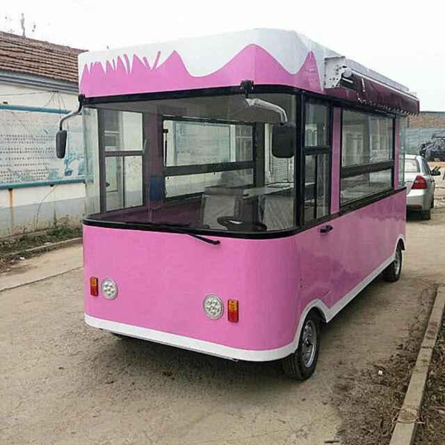 小吃车 小吃技术培训,哪里买小吃车 多味小吃车