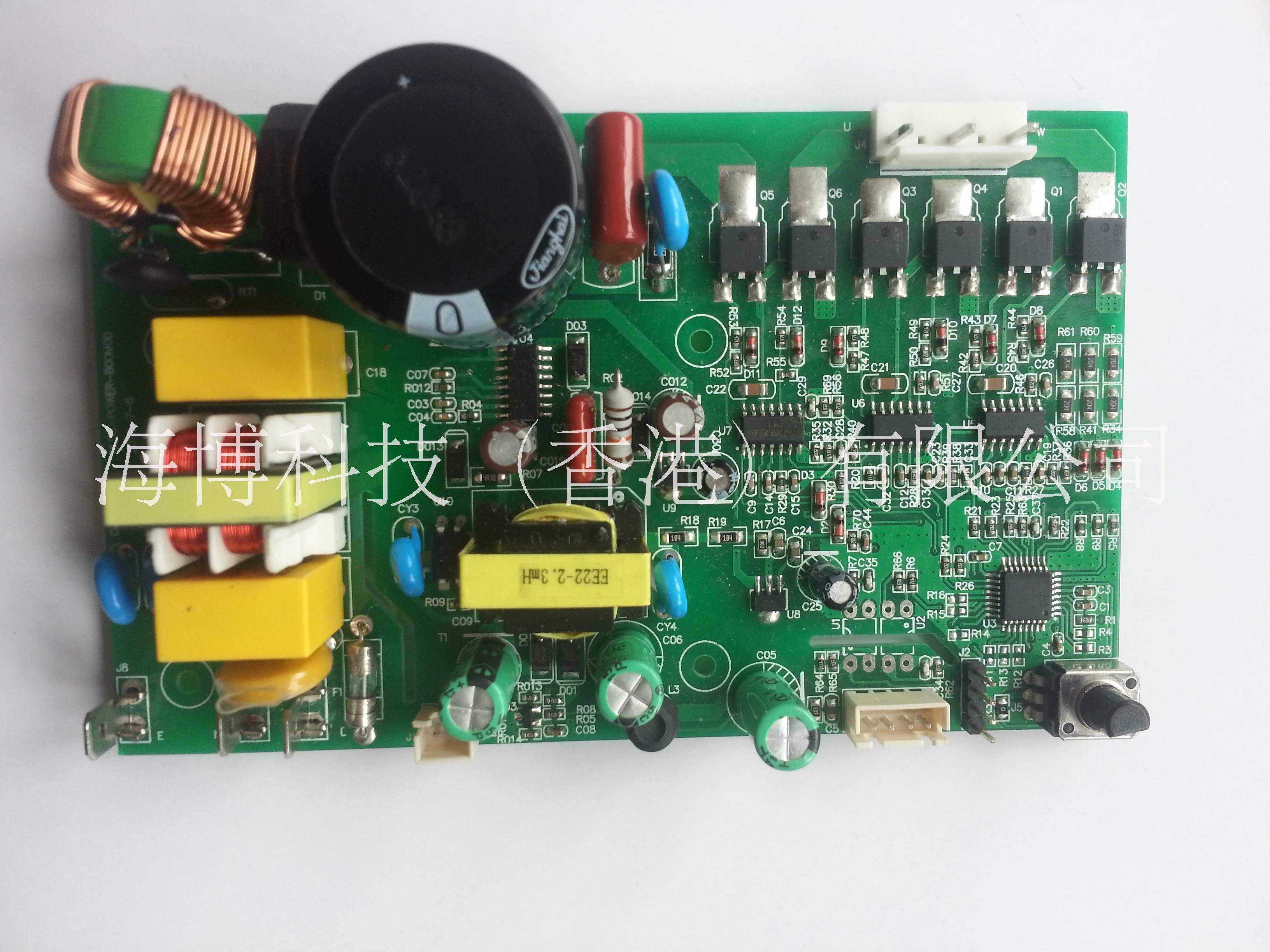 盘管风机控制器 盘管风机电机驱动器 直流无刷风机控制器 盘管风机
