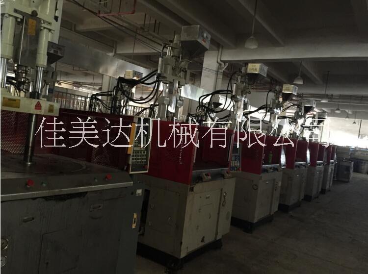二手注塑机大禹各型号55T85T120T二手立式注塑机批发价出售
