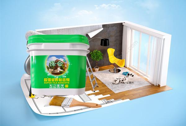 六盘水瓷砖粘结剂 六盘水瓷砖粘结剂价格 保合瓷砖粘结剂批发