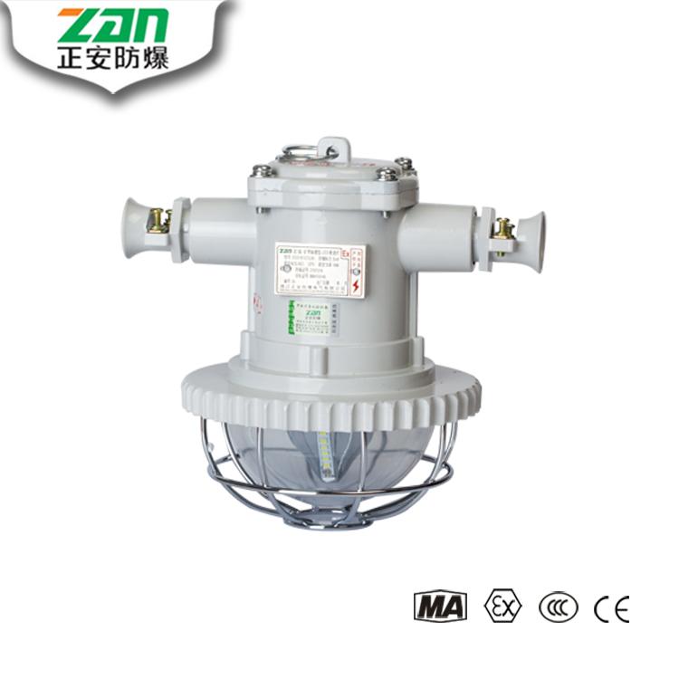 矿用DGS12/127L(A圆形灯12W  矿用防爆LED巷道灯