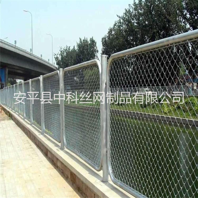 边坡防护勾花网