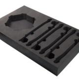 1.2*2.4防静电EVA泡棉CNC一体成型托盘 防静电EVA托盘
